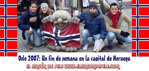 Oslo 2007 por ti.