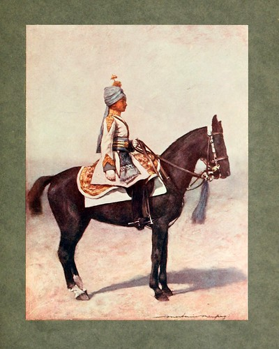 005- Cuerpo de cadetes Imperiales-The people of India 1910