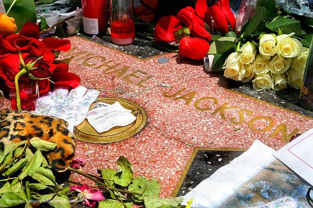 Michael Jackson by Toby Jorgensen