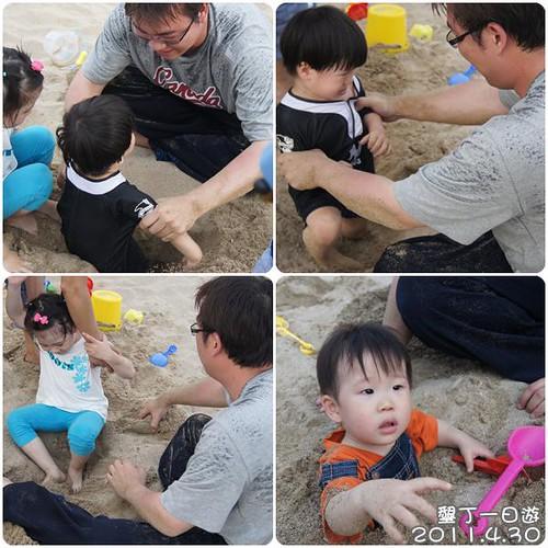 110430-在沙攤上挖洞的男人-1