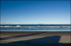 Waihi Beach (ichael C.) Tags: ocean voyage new trip travel sea newzealand mars mer seasc