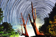 () Tags: taiwan  startrails