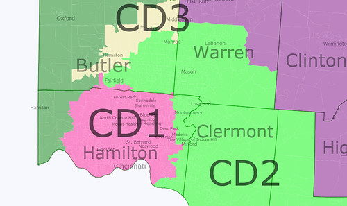 Ohio (Cincinnati area)
