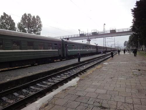 Comboio Georgia