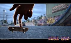 23/52 - The Skate Park  [Explored] (RobinHoude) Tags: project skatepark skateboard week weeks 52 projet semaines techdeck strobist d7000