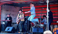 For Margit in  Norway - Icelandic Music - Hraun (Lava) Live Concert Outdoor - Check the Video link Below. (Sig Holm) Tags: rock island lava iceland islandia concert reykjavk sland islande thunderball hraun icelandic islanda ijsland tnleikar islanti     slenskt