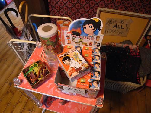 レトロ雑貨チェリー(紗緒ながや)@奈良町-26