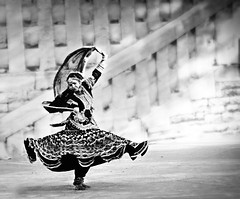 The Dancing Queen ( Enchnres ) Tags: blackandwhite dancer folkdance bnw rajasthan dancingqueen sapnasapien