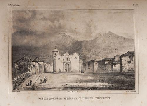 010- Vista del pueblo de Guimar en la isla de Tenerife