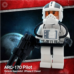 ARC-170 Pilot (Morgan190) Tags: canon starwars republic lego powershot scifi minifig custom clone a510 clonewars canona510 goodguys fineclonier morgan19 clonewarscombatant