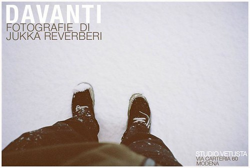 Jukka Reverberi - Davanti