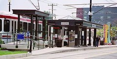the study neighborhood was around the 900 South station on the TRAX line (by: John Ace Money Construction, Inc.)