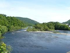 River Tay, Dunkeld (aquilareen) Tags: trip scotland dunkeld