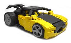 Roadster Venia Coupe