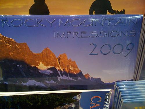Rocky Mountain Calendar