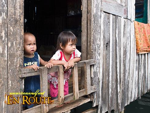 Tawi-Tawi Bajau By the Door