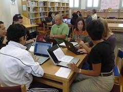 Create the Future PD Qatar Academy (Julie Lindsay) Tags: education teacher workshop qatar qataracademy