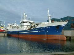 TAITS FR 227 (ewenhwatt) Tags: sea fish mackerel scotland fishing aberdeenshire purse northsea trawler herring pelagic fraserburgh taits otw mycameraneverlies