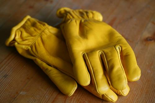 Filson Goatskin Gloves