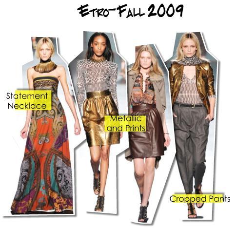 etro recap 2009