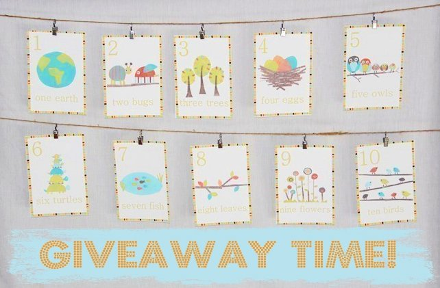 Giveaway From Print Pattern Paper