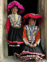 ANS181DSCN4164 (David Ducoin) Tags: portrait cusco femme enfant indien perou quechua amrique indienne amrindien indigne tinki amrindienne