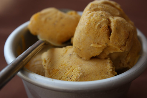 Kabocha Squash Ice Cream