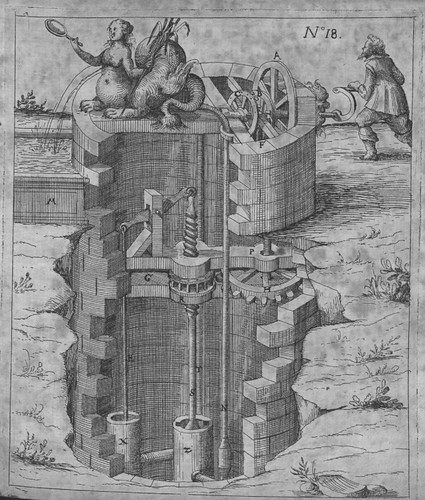 Heinrich Zeising - Theatri machinarum Erster - 1613 r