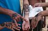 Sesion de Tatuajes criminales rusos temporales playeros eso es exactamnete