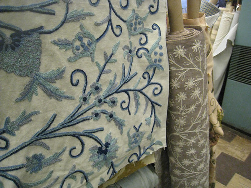 Shopping For Upholstery Fabric At Zimmans