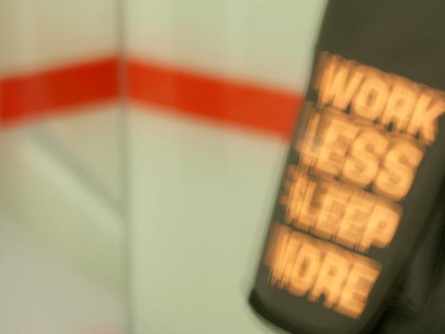 WorkLessSleepMore