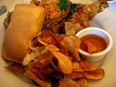 Fried Chicken, Clinton Street Baking Company