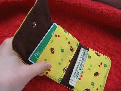hedgehog wallet