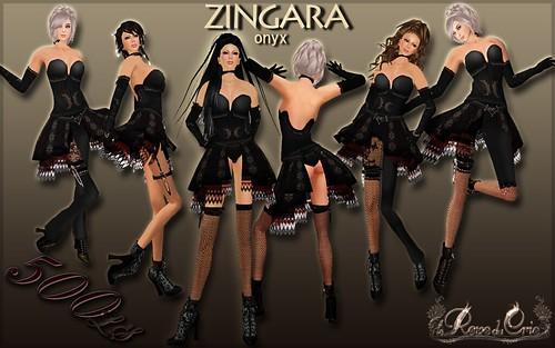 ::RC:: ZINGARA <onyx>
