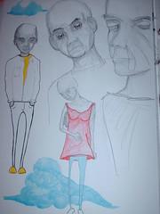 O.O (Art Tigri) Tags: draw hahahaha dibujo desenho monstro