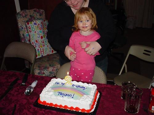 Teagan Cake