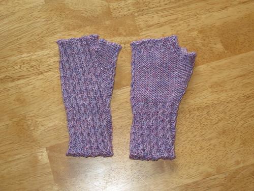 Amy's glovelets.