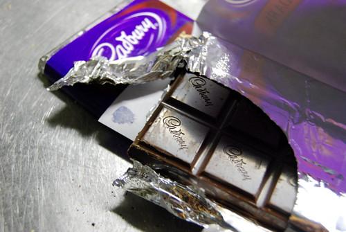 Cadbury Cadbury Cadbury
