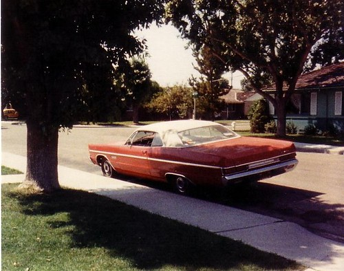 My first real car- 1969 Plymouth Fury III V.I.P. .383