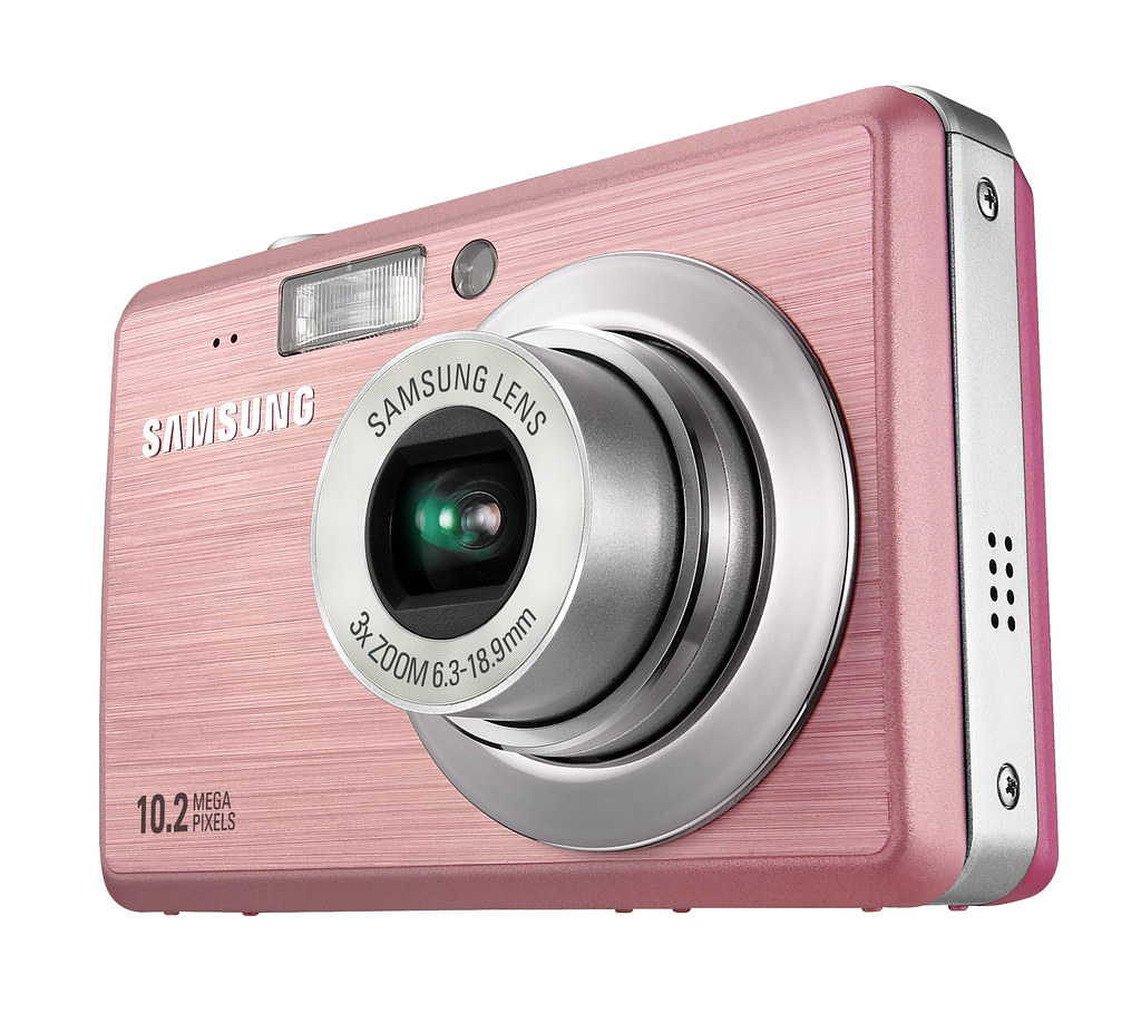 Samsung ES55 [SL102] Product Image (Pink)-5-