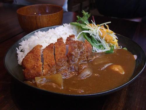 Curry Katsu Don - J-Pub Shogun AUD12