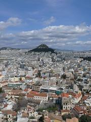 Lycavittus (Toni Kaarttinen) Tags: city hill athens greece grecia atenas griechenland grce athen grcia athnes ellda atene ateena  athna hells   lycavittus