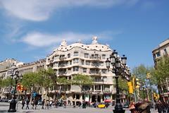 Barcelona (Robert Nyman) Tags: barcelona spain gaudí april 2009 gaud april2009