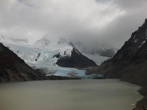 Lago Torre. El Chalten.