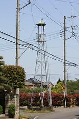 石田の火の見櫓(川越市)