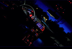 A6 You Are Clear For Liftoff (Jeff_B.) Tags: auto night automobile interior space cockpit shuttle driver audi a6 q7