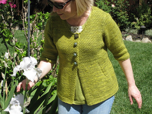 Guinevere Evening Cardi