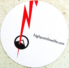 highpointlowlife.com (jk.1971) Tags: streetart graffiti glasgow stickers 230409