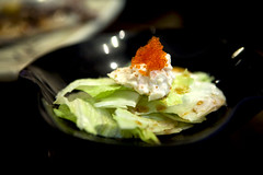 Japanese crab salad