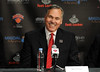 Mike D'Antoni (noamgalai) Tags: nyc ny newyork basketball happy photo coach picture photograph knickerbockers msg maccabi knicks צילום תמונה newyorkknicks nyknicks pressconference maccabitelaviv נועם noamg מכבי noamgalai נועםגלאי גלאי מכביתלאביב mikedantoni migdalohr ניויורקניקס מייקדאנטוני sitesports